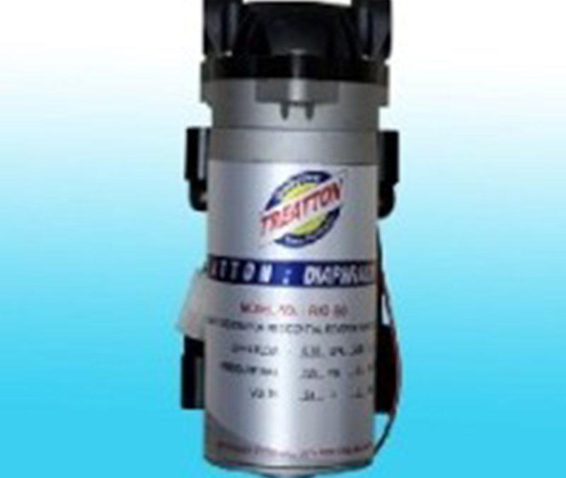 ปั๊มน้ำชนิด Diaphram Pump
