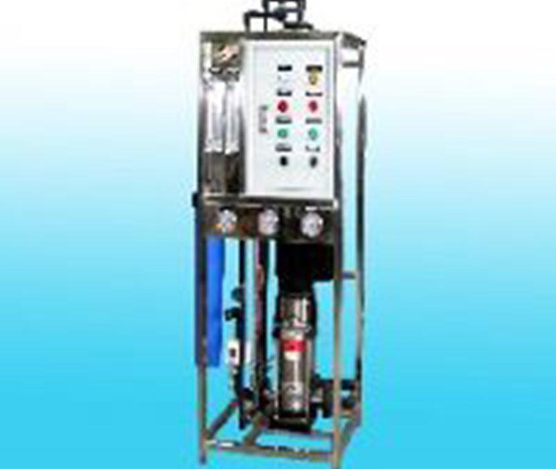 เครื่องกรองน้ำโรงงานน้ำดื่ม 6000 ลิตร
