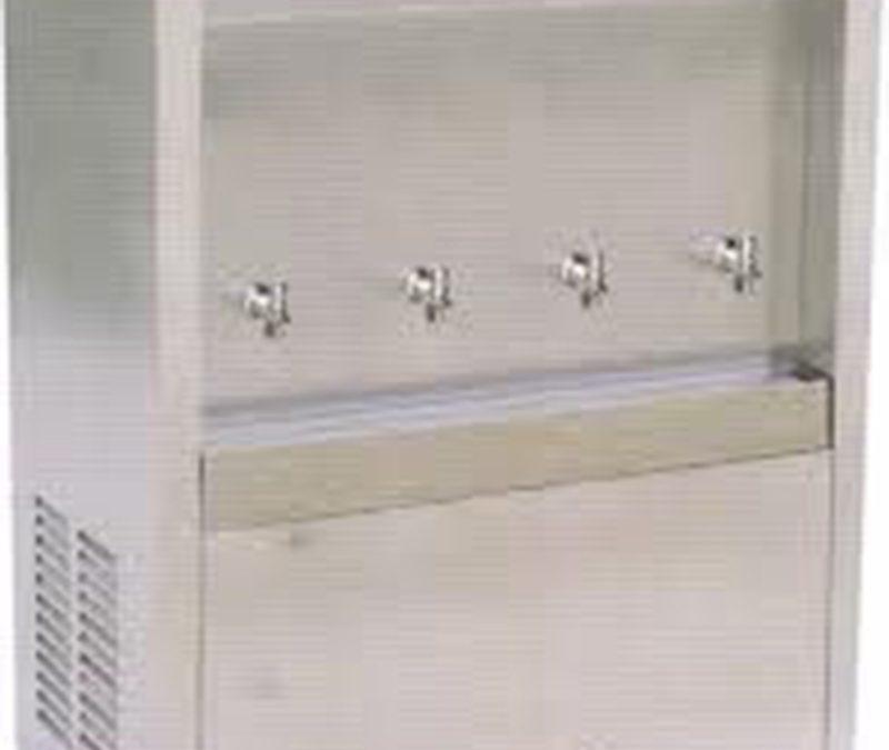ตู้น้ำเย็นแบบ 4 หัวก๊อก รุ่น MC-4P/MC-4PW